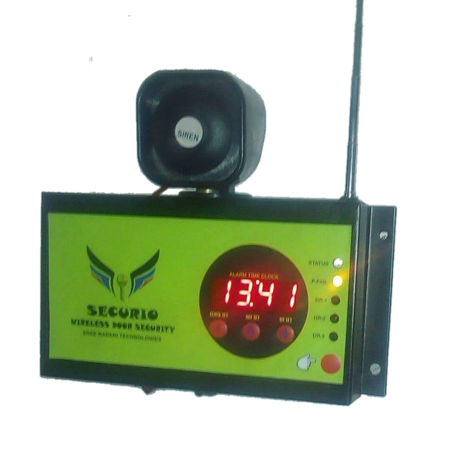 Spillguard Automation Wireless Automatic Water Level Controller House Wiring Logo It Provides Full Security Of Your Out Side Doors Without Any If Persons Are Trying To Enter After Securio Time Setting Its Turn