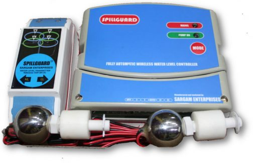 Spillguard Automation Wireless Water level controller