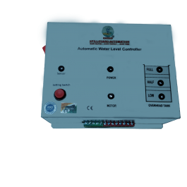AUTOMATIC WATER LEVEL CONTROLLER FOR SUBMERSIBLE PUMP(Controll Pannel)