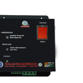 AUTOMATIC WATER LEVEL CONTROLLER FOR SUBMERSIBLE AND MONO BLOCK PUMP(UG to OH Tank)