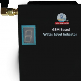 GSM BASED WATER LEVEL INDICATOR